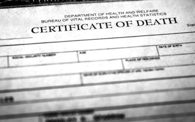 How to Receive a Death Certificate in Michigan