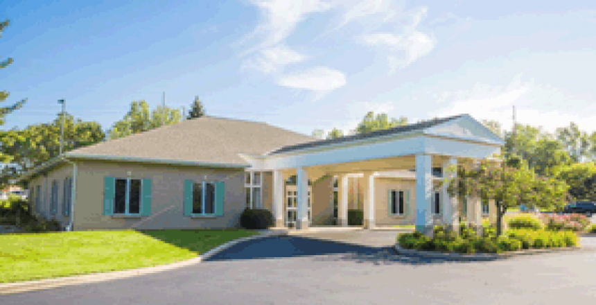 Choosing the right cremation company can be difficult. Simply Cremation & Funeral Care has been a proud member of the West Michigan community for generations. The exterior of Ofield Funeral home, the location of Simply Cremation.