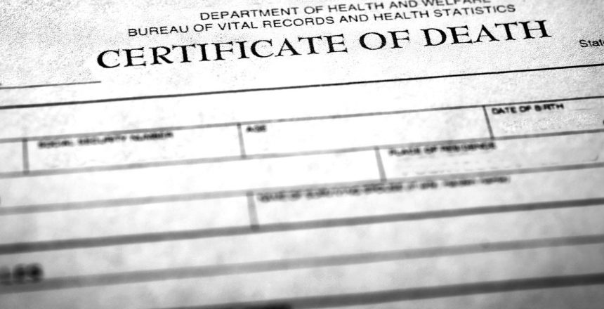 Michigan Death Certificate. Simply Cremation provides three end of life forms you'll need to fill out to complete your cremation process. A Deathe Certificate is the primary one needed.